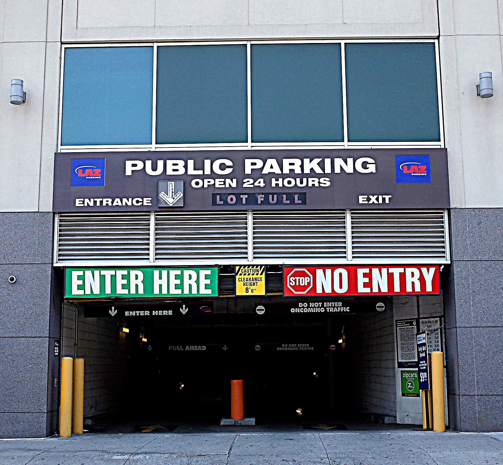 Social Security Administration Parking Find Guaranteed Parking