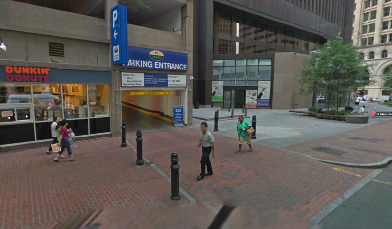 Boston Parking From 12 Find Book Parking Spots In
