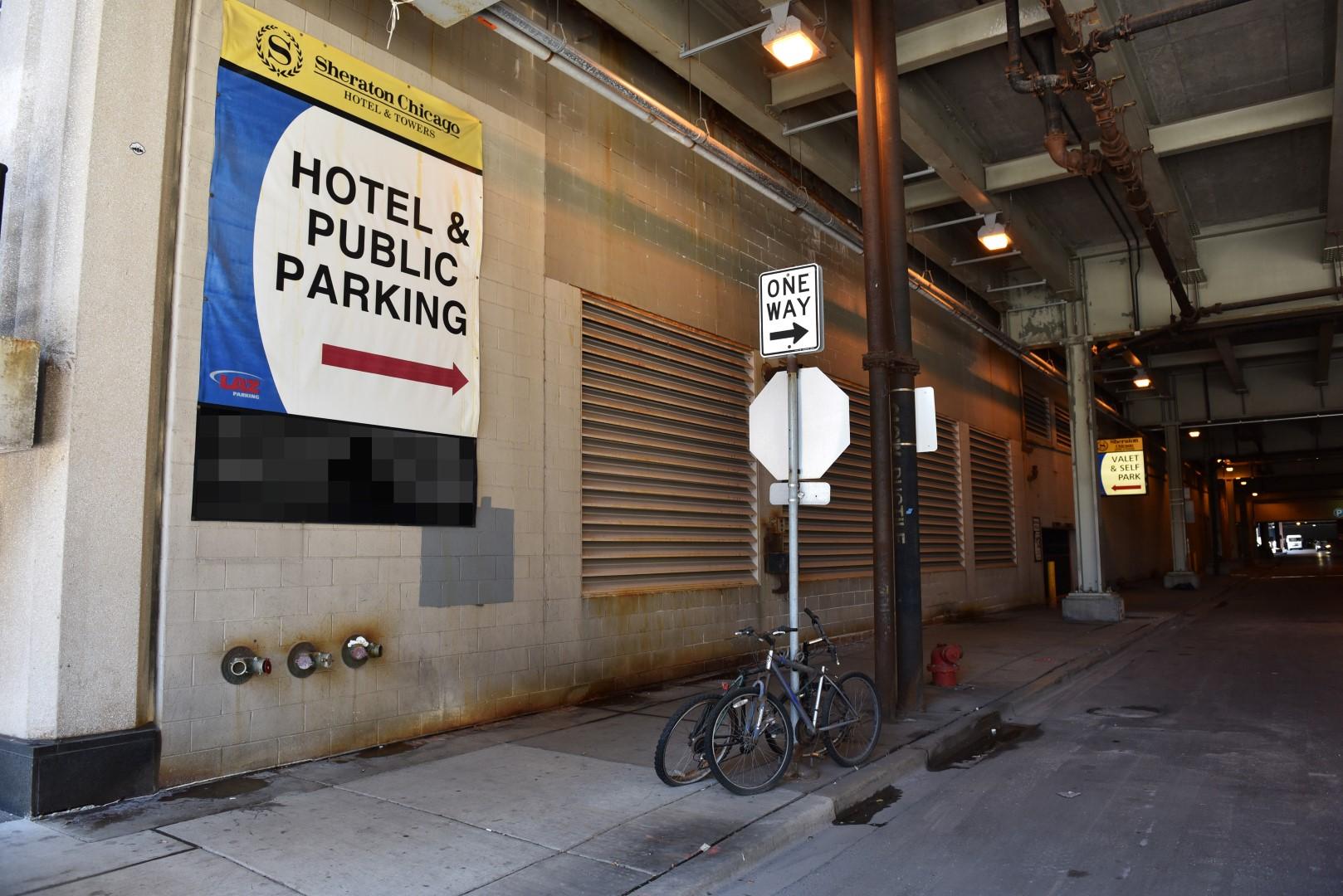 Loews Hotel Parking - Find Parking near Loews Hotel