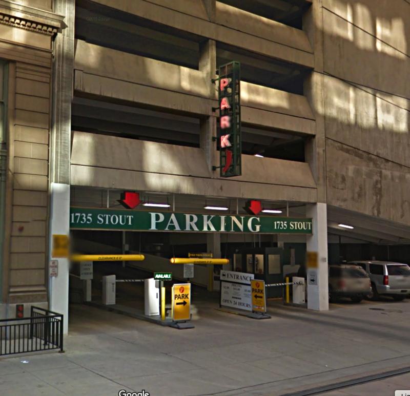 Find & Book Denver Parking From $10/day