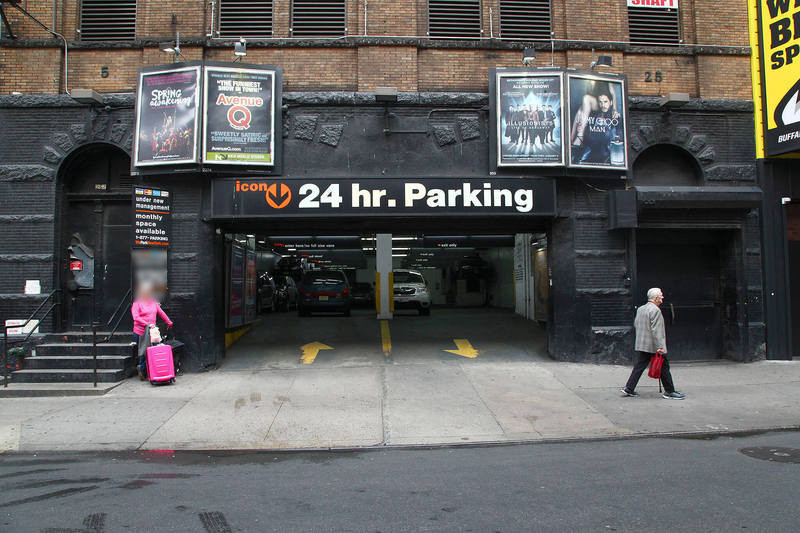 Icon parking coupons 47th street