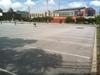 Tailgate Corner Lot