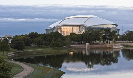 AT&T Stadium - Cowboys Stadium