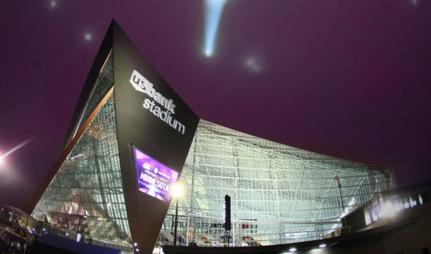 Minnesota Vikings at U.S. Bank Stadium