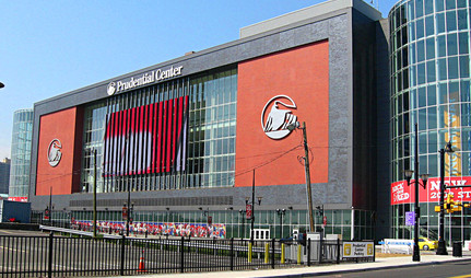 Prudential Center Parking New Jersey Devils Game Parking