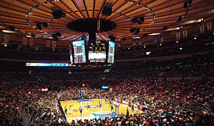 Madison Square Garden Parking New York Knicks Rangers Parking