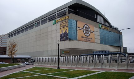 TD Garden Parking Boston Celtics amp Bruins Game Parking