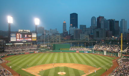 Pittsburgh Pirates Parking - Parking at PNC Park