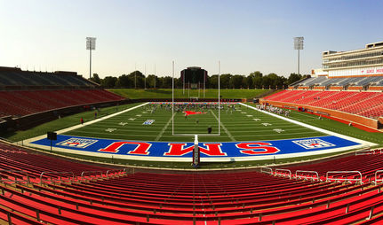Gerald J. Ford Stadium | SMU Football