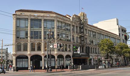 Orpheum Theatre - San Francisco
