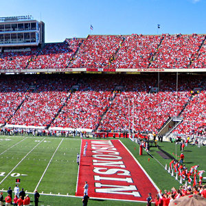 Wingra Park And Camp Randall Public >> Michigan State Spartans At Wisconsin Badgers Football Parking Oct 12