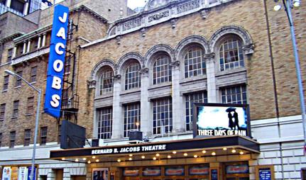 Jacobs Theatre-NY