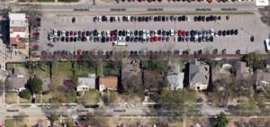 SMU - Q RV Parking Lot