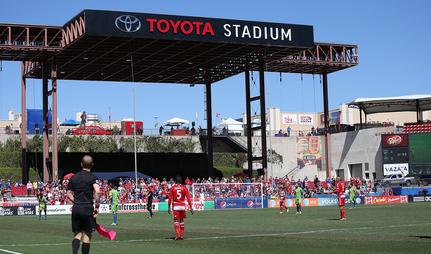 Toyota Stadium (Dallas)