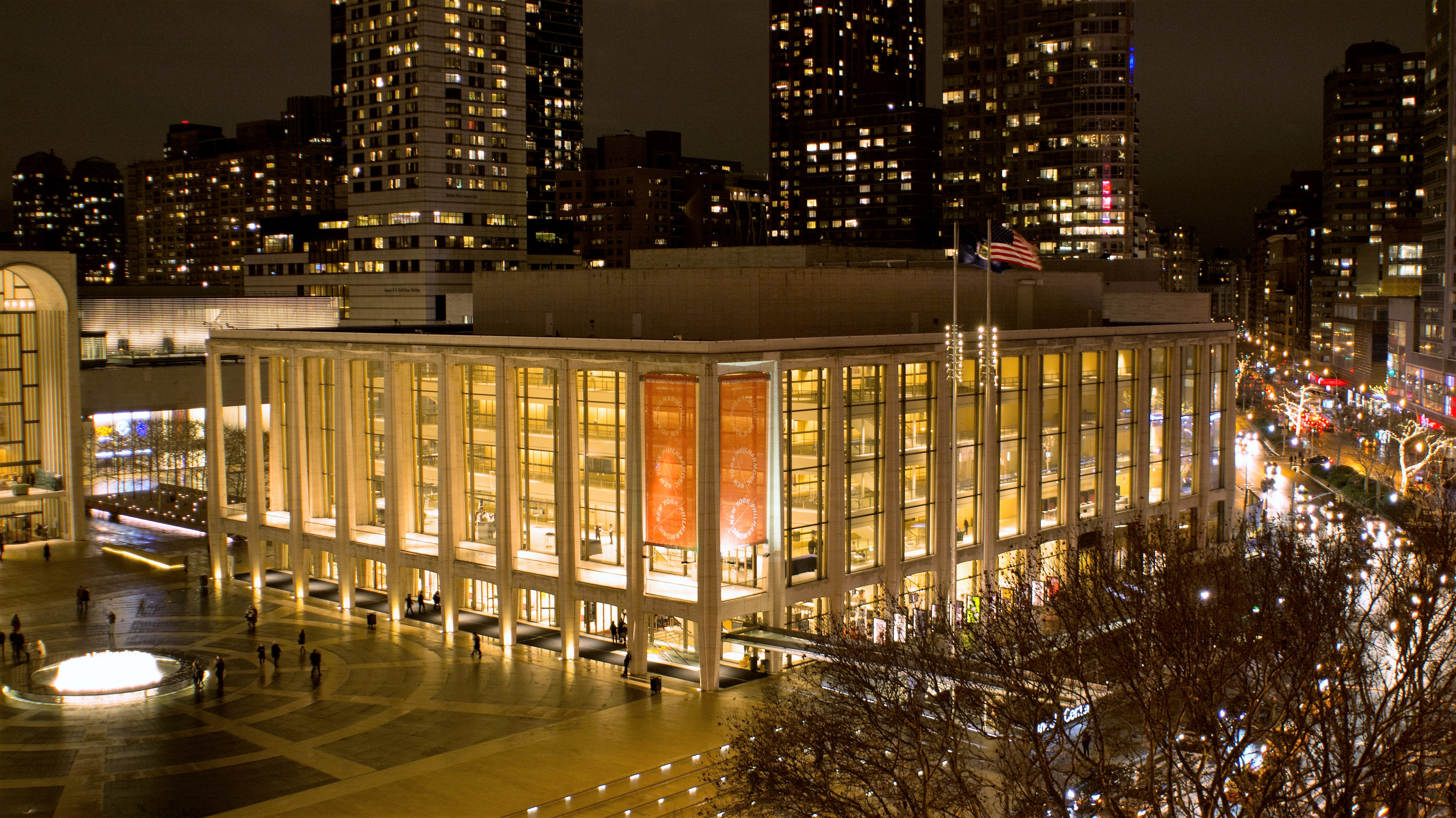 Lincoln Center Parking | Avery Fisher Hall Parking