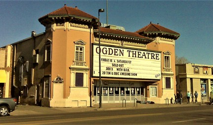 Ogden Theater - Denver