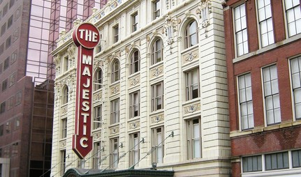 Majestic Theatre - Dallas