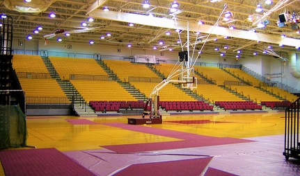 Loyola University Chicago - Gentile Arena