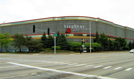 Donald E Stephens Convention Center