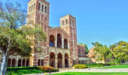 Royce Hall Auditorium at UCLA