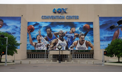 Cox Convention Center & Arena