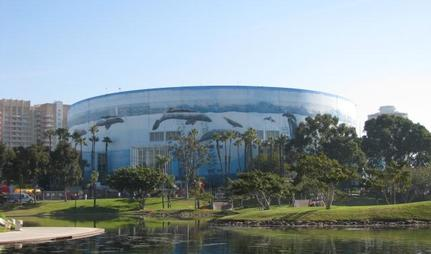 Long Beach Arena - Long Beach Convention and Entertainment Center