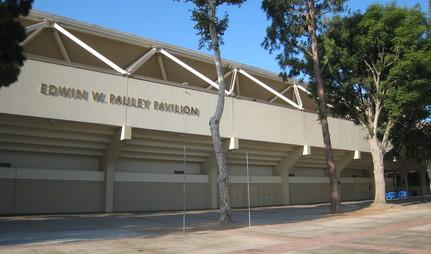 Pauley Pavilion at UCLA
