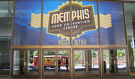 Memphis Cook Convention Center