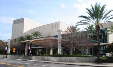 Times-Union Center for the Performing Arts - Jacoby Hall