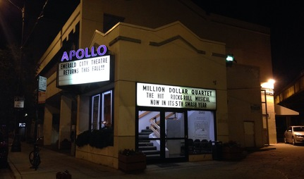 Apollo Theater Chicago