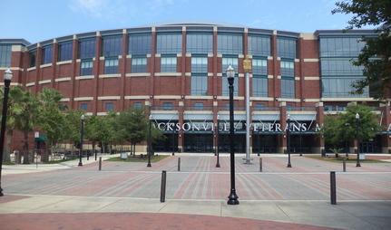 VyStar Veterans Memorial Arena