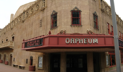 Orpheum Theatre Phoenix Parking Find Parking Near