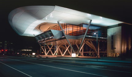 Boston Convention and Exhibition Center