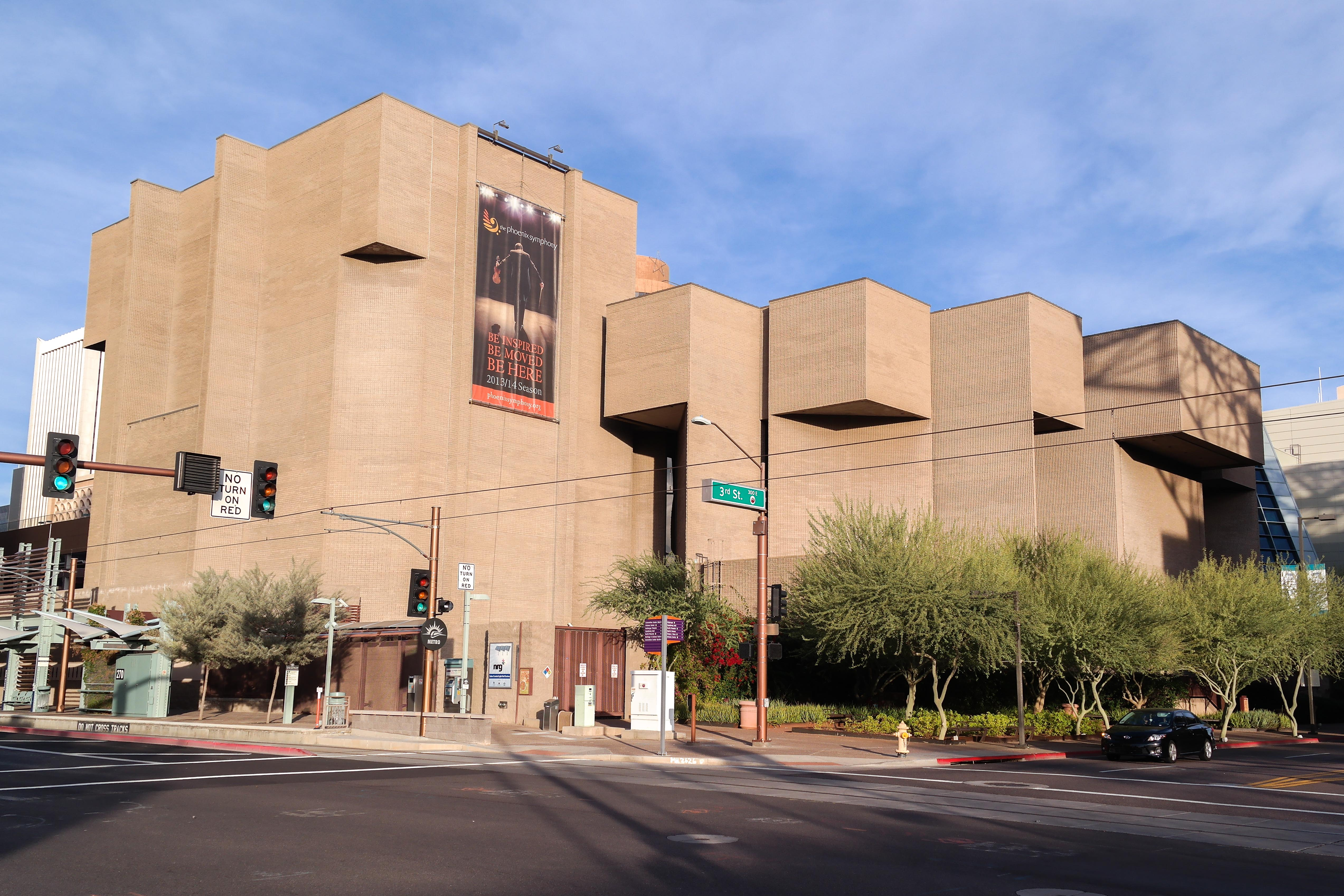 Symphony Hall Phoenix Arizona