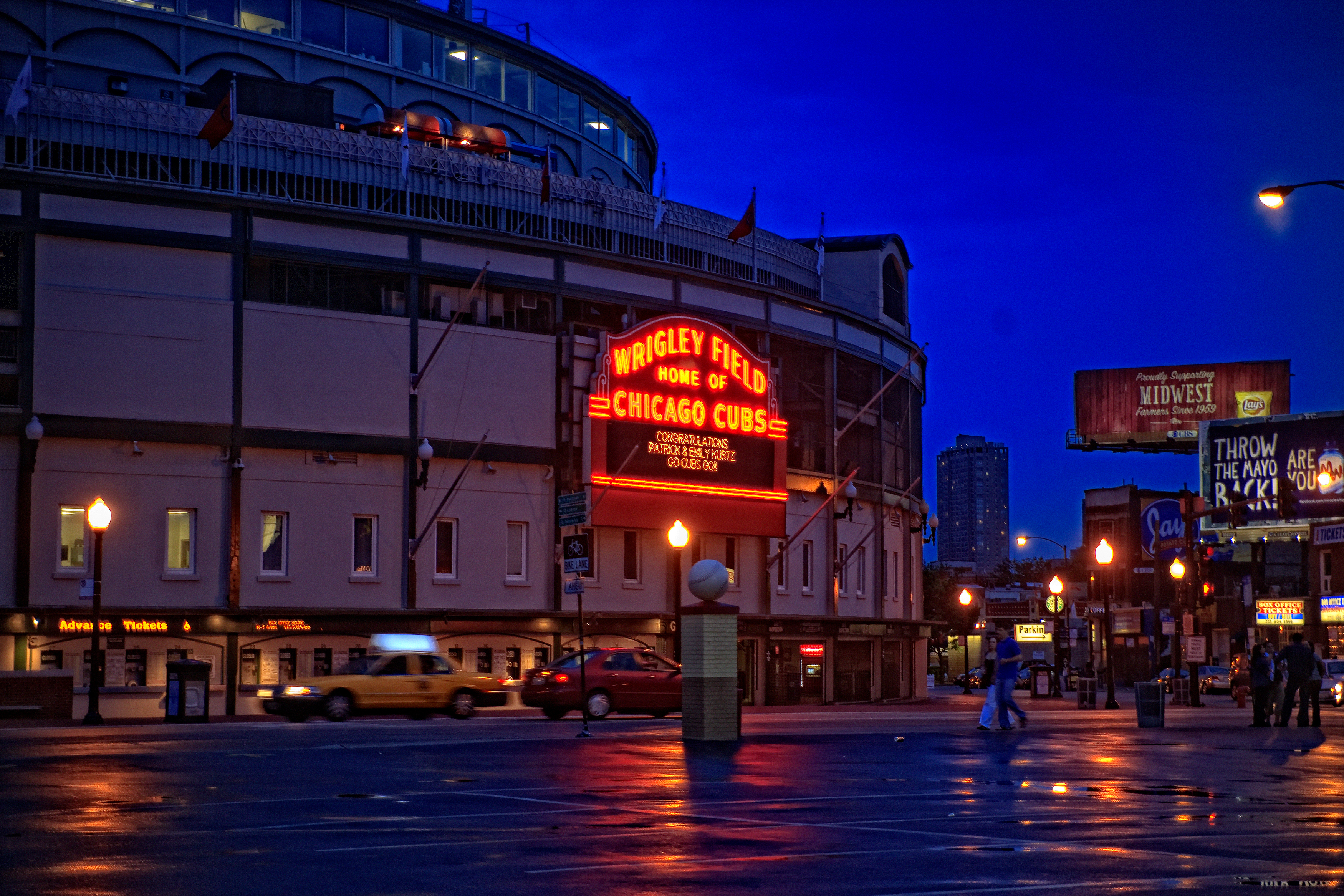 Wrigley Field Parking Chicago Cubs Parking Parkwhiz
