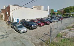 Uptown Parking - Gravel Lot