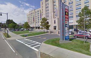 Landmark Center Parking