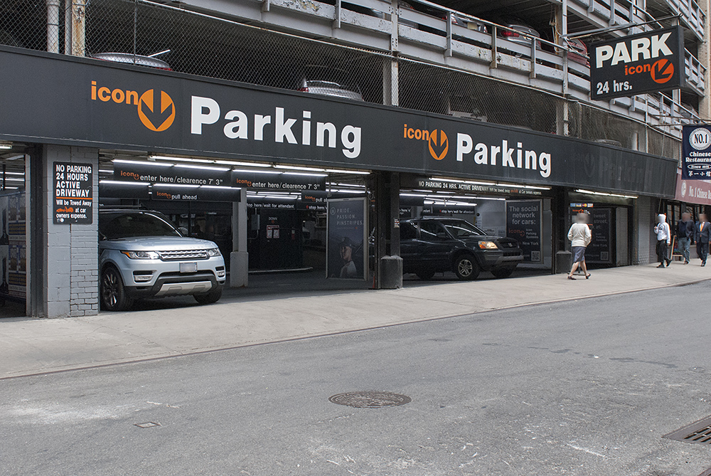 Image result for new york parking garage icon