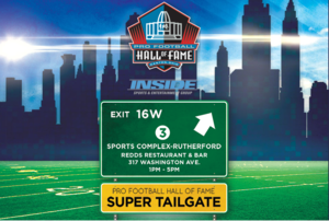 Pro Football Hall of Fame Tailgate