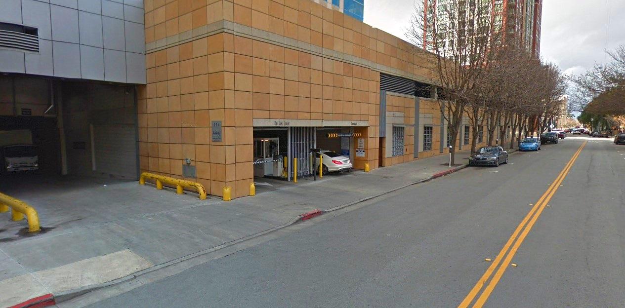San Jose Parking - Find Parking
