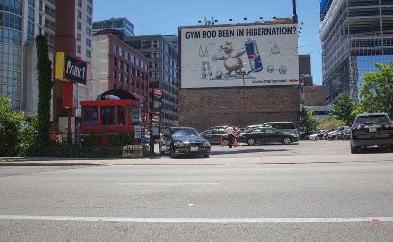 603 W. Monroe St. Parking