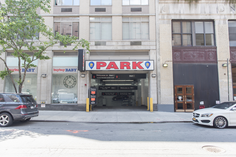 Parking coupons nyc near msg