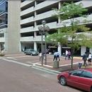 Hilton Hotel Parking Garage