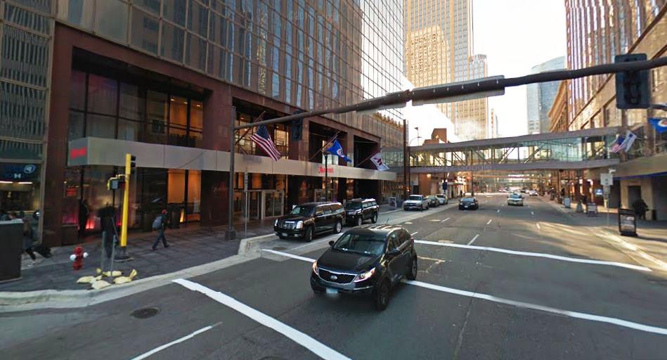 Nicollet Mall Parking - Minneapolis Parking