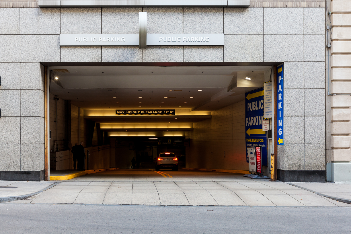 Car Rental Near Boston Park Plaza Hotel
