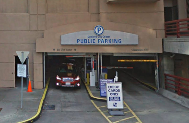 Oakland Parking Find Compare Save