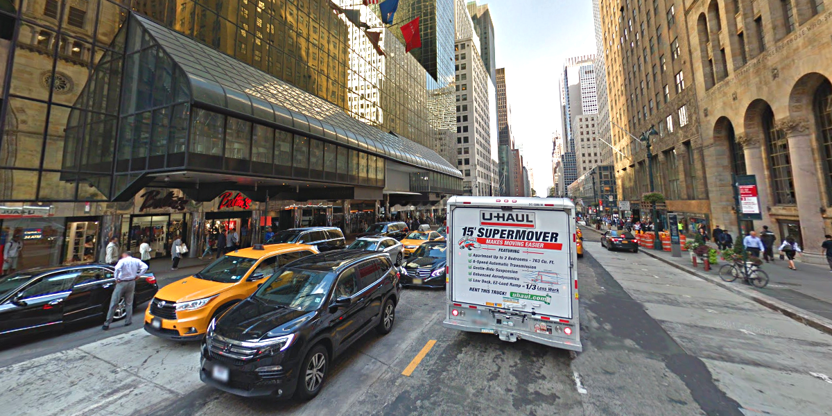 Grand Hyatt New York Parking - Find Parking near Grand Hyatt