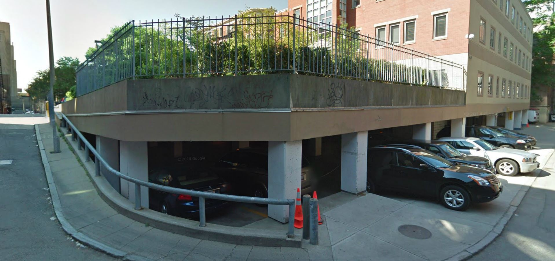 Spaces Newbury Street Parking - Find Parking near Spaces
