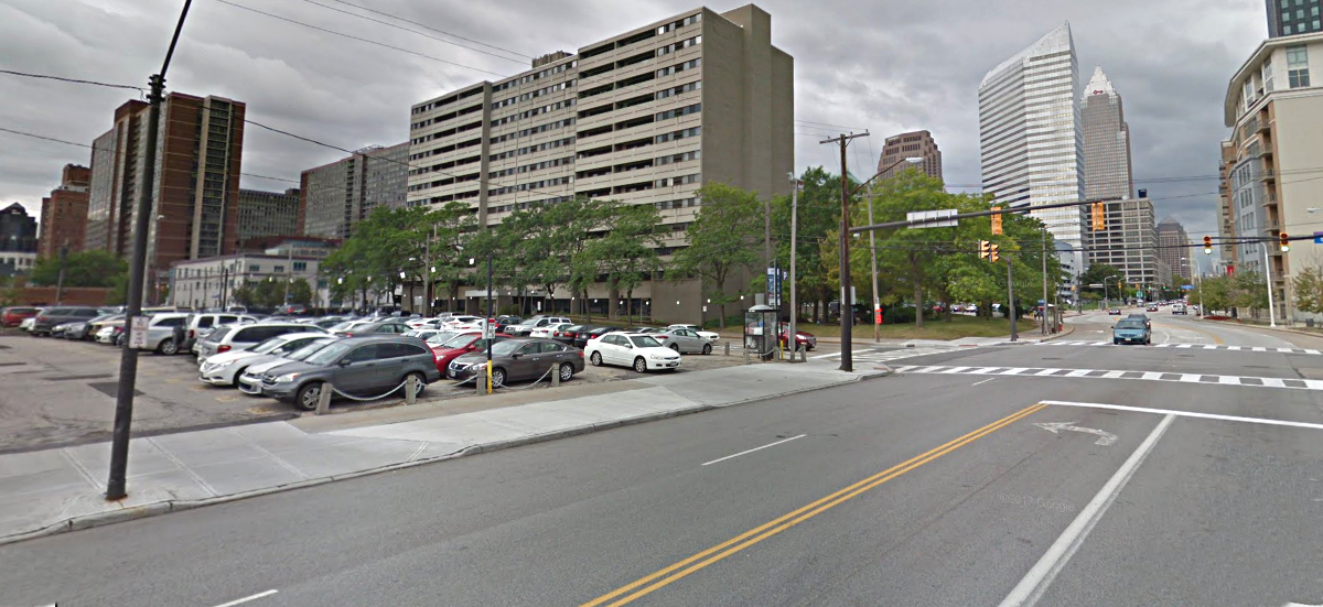 Cleveland Parking - Find  Compare  Save