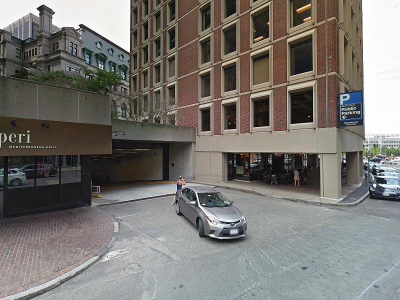 prudential center garage lone tree a parking boylston street boston ma